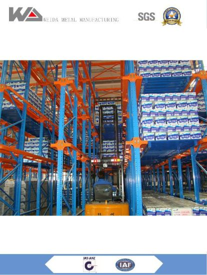 China Warehouse Drive Through Racking
