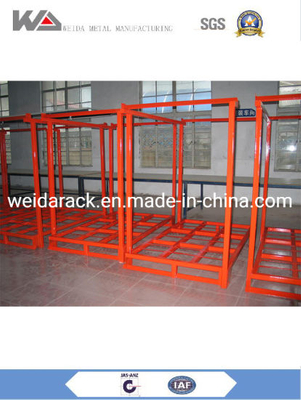 Heavy Loading Stackable Storage Racks