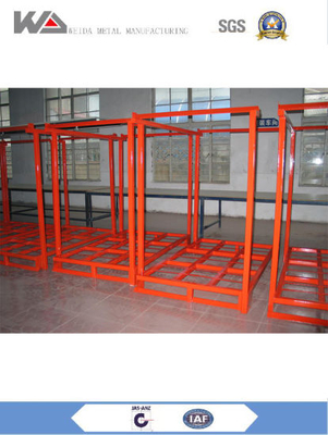 Warehouse Stacking Systems