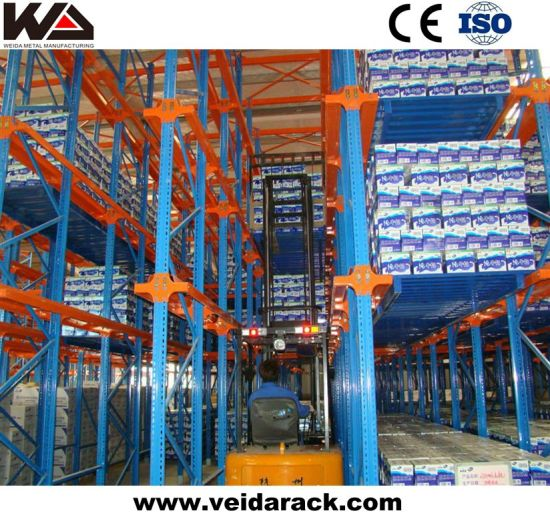 China Cold Room Shelving Systems