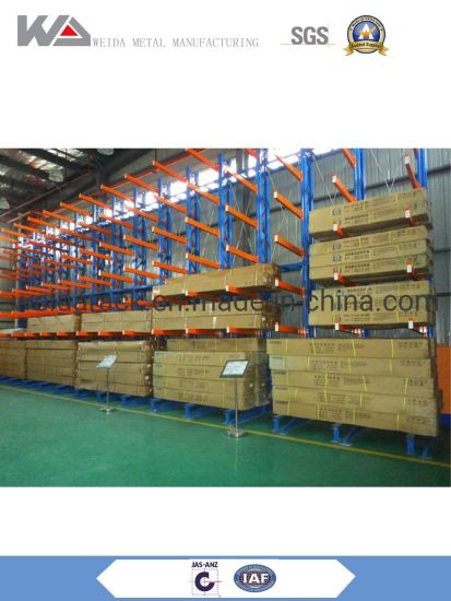 Warehouse Light Duty Cantilever Rack