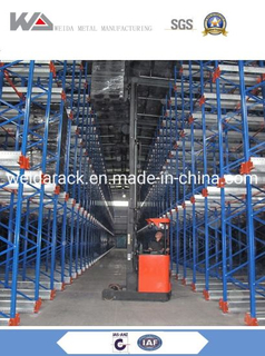 Corrosion Protection Warehouse Radio Shuttle Rack