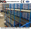 Industrial Gravity Shelving System