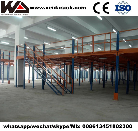 China Steel Structure Platform