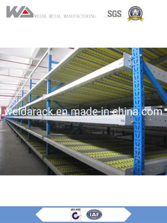 Warehouse Carton Flow Rack Pick Systems