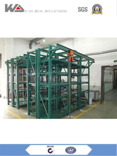 Long Span Mold Racking